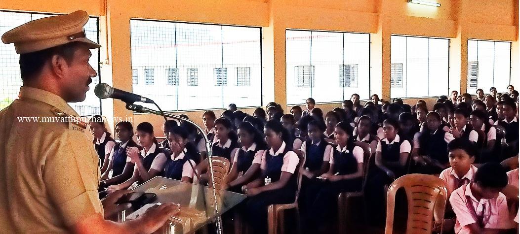 Photo of സ്കൂൾ വിദ്യാർത്ഥികൾക്കായി ലഹരി വിരുദ്ധ ബോധവത്ക്കരണം നടത്തി.