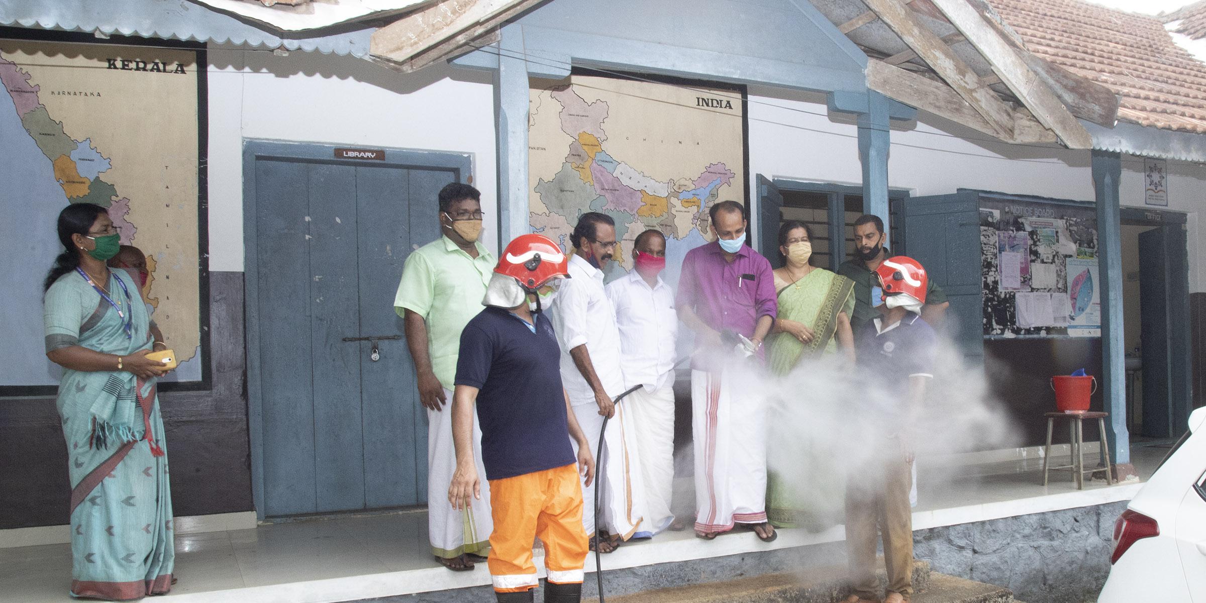 Photo of മൂവാറ്റുപുഴയില് എസ്.എസ്.എല്.സി.പ്ലസ്ടു പരീക്ഷകളുടെ ഒരുക്കങ്ങള് പൂര്ത്തിയായി.
