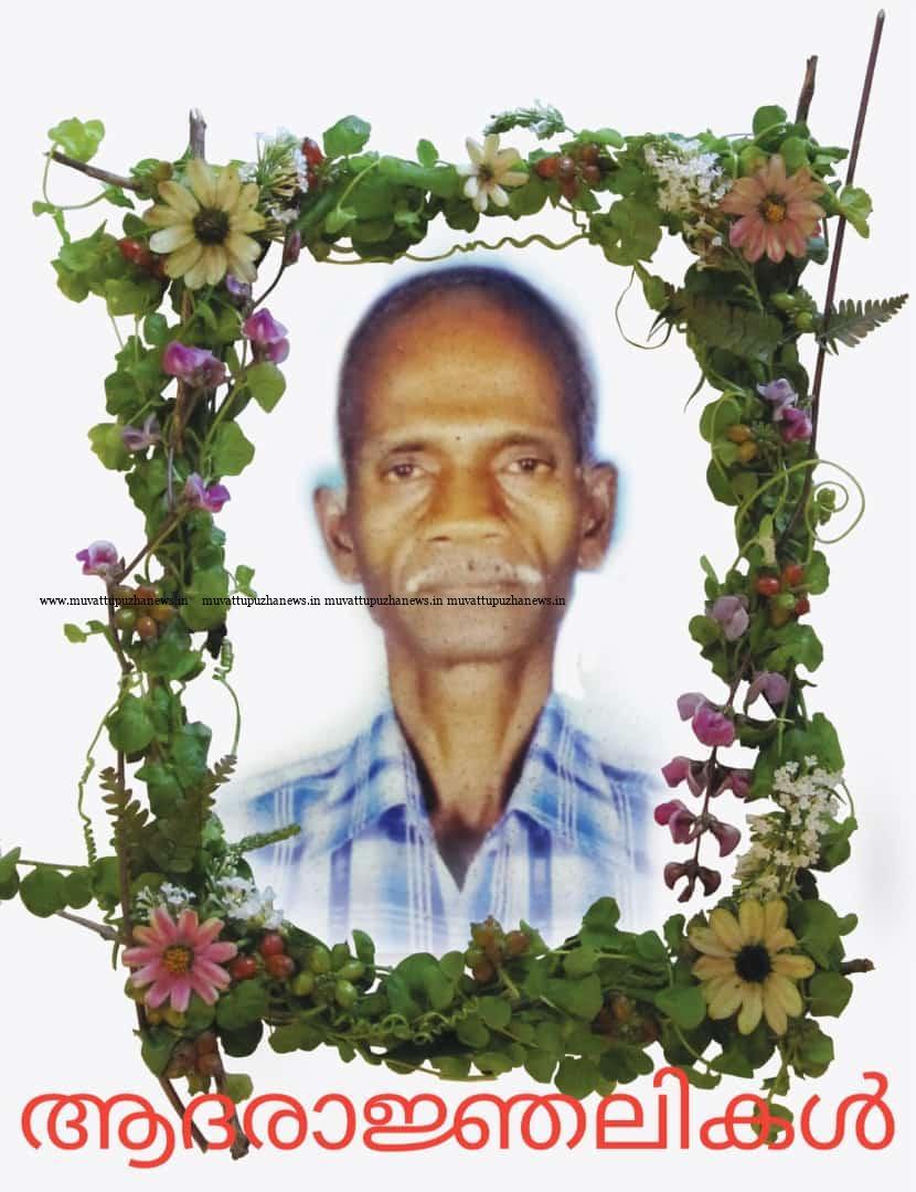 Photo of ആരക്കുഴ കടിയ്ക്കാട്ട്  മത്തായി ദേവസ്യ (67) നിര്യാതനായി.