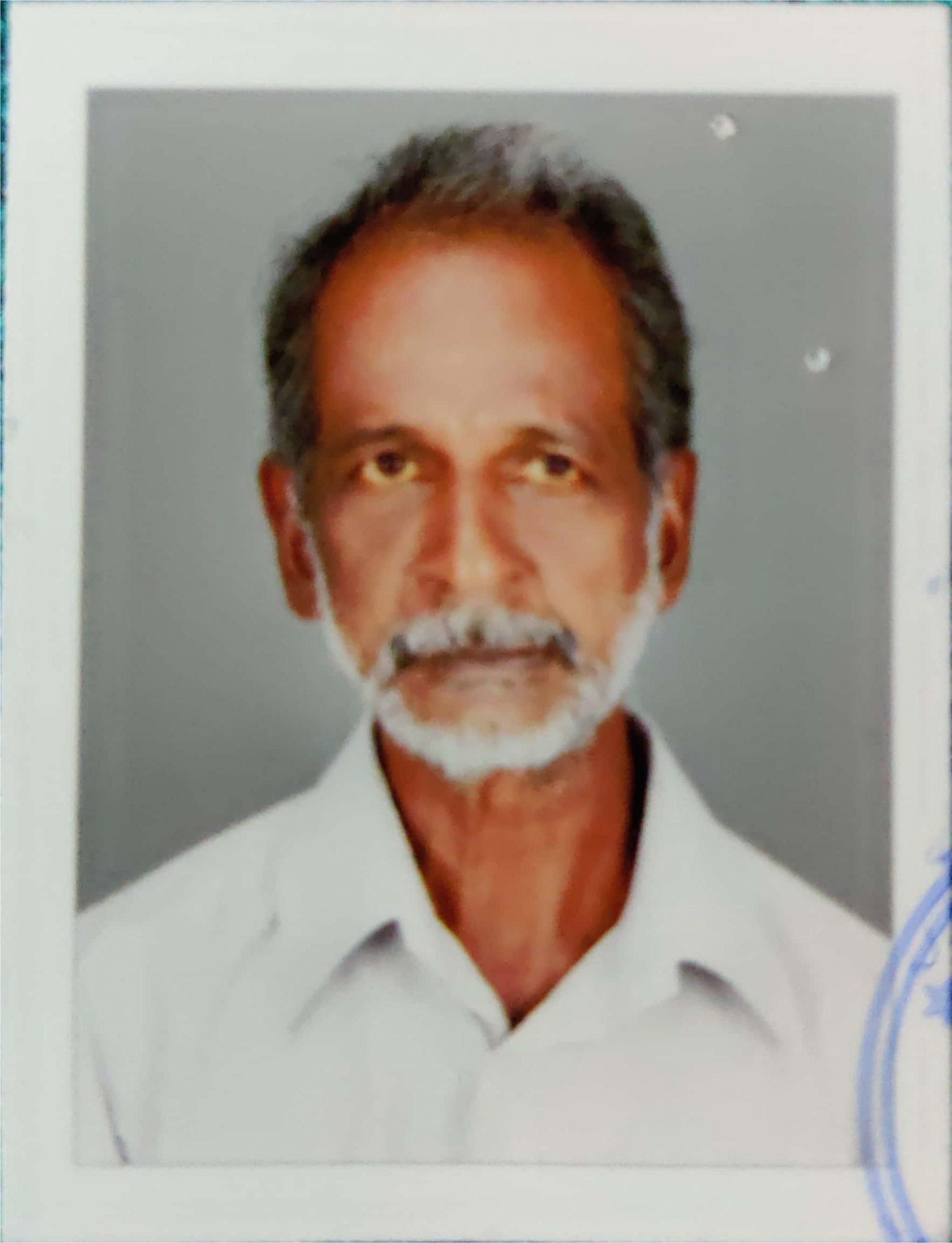 Photo of കുന്നക്കാൽ വടക്കേടത്ത് വി.കെ.തങ്കച്ചൻ (60) നിര്യാതനായി