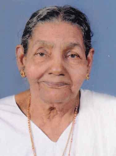 Photo of കാരക്കുന്നം ചാത്തംകണ്ടത്തില് പരേതനായ പൈലി വര്ക്കിയുടെ ഭാര്യ ഏലിക്കുട്ടി വര്ക്കി (88) അന്തരിച്ചു