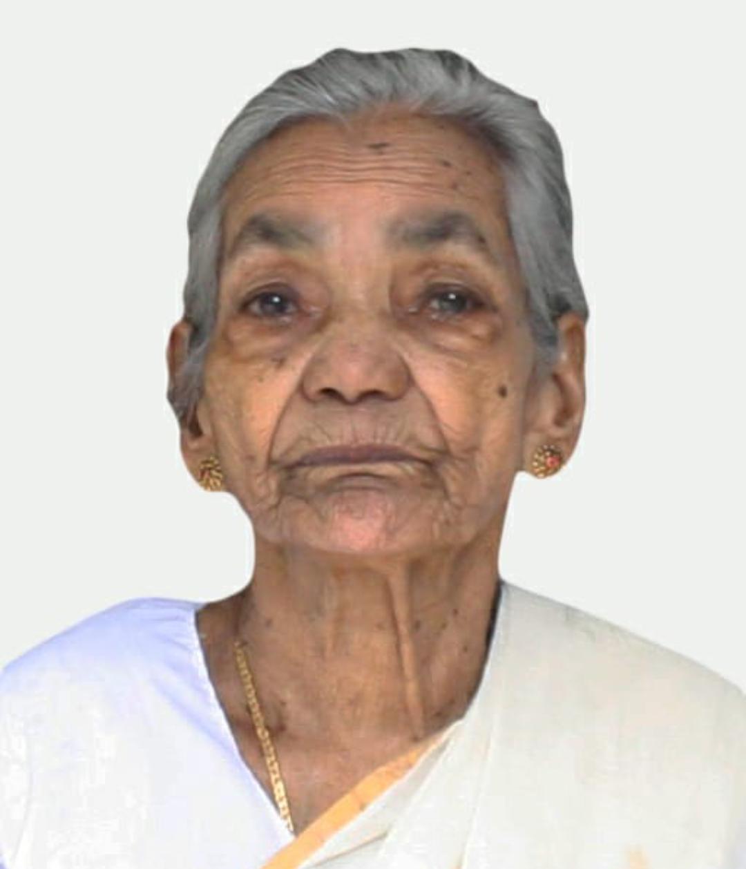 Photo of മാറാടി കാഞ്ഞിരക്കാട്ട് ഏലിയാമ്മ (90) അന്തരിച്ചു.