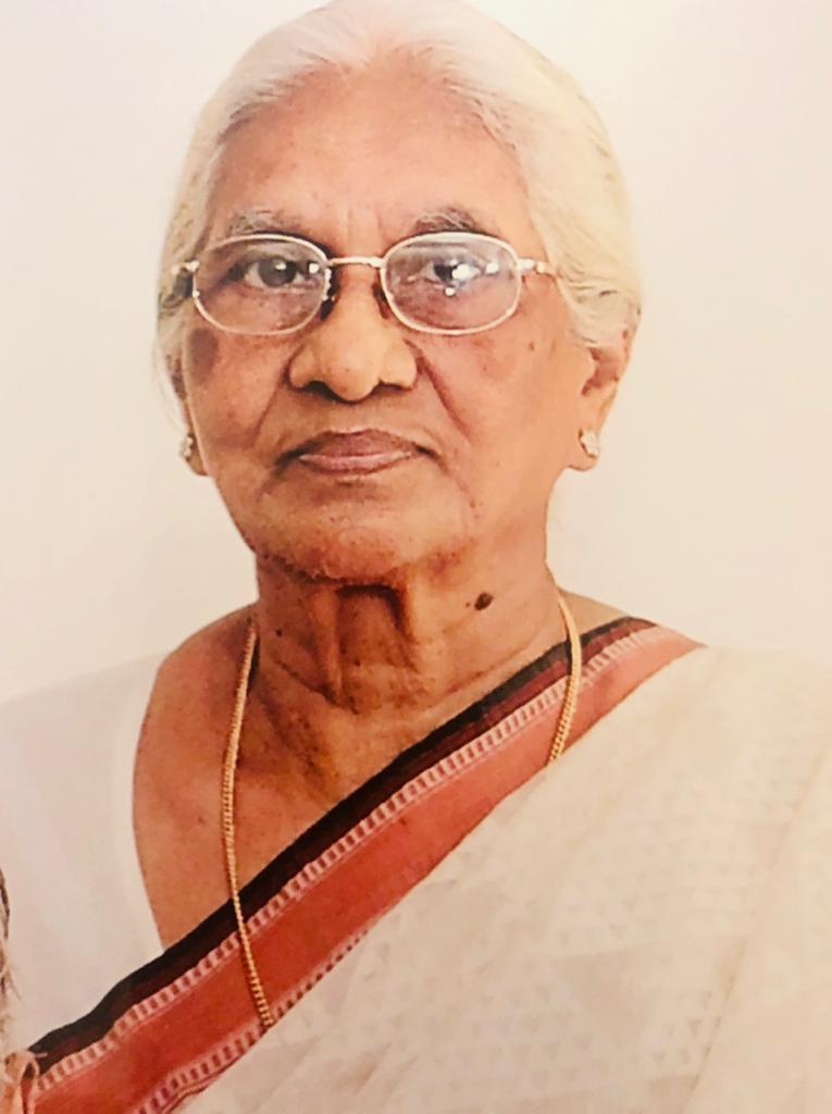 Photo of കാവുംപടി നെടുംചാലിൽ പരേതനായ ഡോ:എൻ.എം. മത്തായിയുടെ ഭാര്യ ഡോ:അമ്മിണി മത്തായി (95) നിര്യാതയായി.