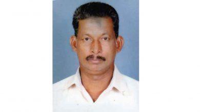 Photo of കിഴക്കേക്കര കരോട്ടേപോത്തനാല് ചെറുവള്ളില് വിജയന് (62) അന്തരിച്ചു.