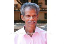 Photo of ചെങ്ങര ഓലിക്കൽ പി.കെ. ഭാസ്ക്കരൻ(73) നിര്യാതനായി.
