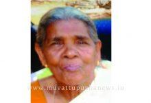 Photo of രണ്ടാര് വെട്ടികുളത്തില് പരേതനായ പാലയുടെ ഭാര്യ അമ്മിണി (85) നിര്യാതയായി.