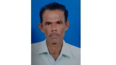 Photo of കടാതി മൂലയിൽ ജോർജ് എം വി (59) നിര്യാതനായി.
