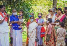 Photo of പി.വി.ശ്രീനിജിൻ്റെ പൊതു പര്യടനം മഴുവന്നൂർ പഞ്ചായത്തിൽ