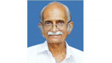 Photo of കടാതി പള്ളിപ്പാട്ട് ഡി.കെ.എസ്. കർത്ത (90) അന്തരിച്ചു.
