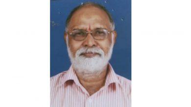 Photo of മുളവൂർ ഓലിയിൽ ഒ.ആർ. വിജയൻ (66) നിര്യാതനായി .