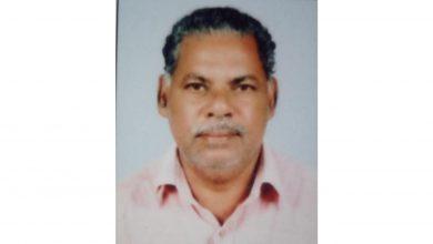 Photo of കിഴുപ്പിള്ളിൽ കെ.ഐ. യാക്കോബ് (ജേക്കബ്- 71) നിര്യാതനായി.