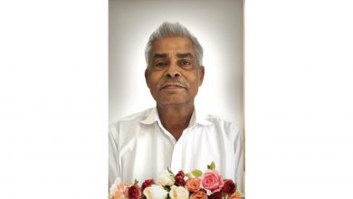 Photo of കറുകടം മണിയിരിക്കൽ എം. വി. ഔസെഫ് (73) അന്തരിച്ചു…